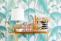 Decor Inspiration / Inspiration for the home and office. Make each room a getaway.