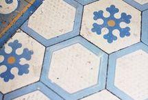 Floors Flooring / beautiful floors, floor tiles, tiled floors, plywood floors, stenciled concrete, stained concrete floors, painted floors