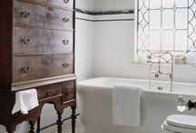 Bathroom / Wash Room / Laundry / beautiful bathrooms, wash rooms, laundry rooms, tiled bathrooms, vintage tile, etc