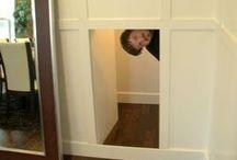 Secret passages & Concealment furniture / places to hide your stuff | secret compartments | hiding places |