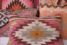 Southwestern Style Decor / southwest southwestern navajo native american aztec western mexican decor tribal interiors
