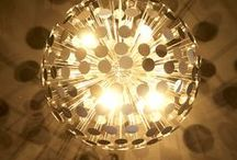 Lighting | Designer Furniture / Lighting can instantly change the atmosphere in any Interior Design!