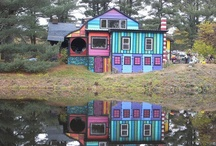 Painted Houses / by Stephanie Gibson