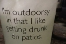 outdoorsy / by Marlies Borchers