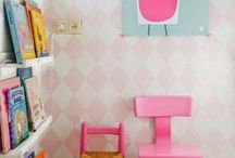 Design: Interiors Made for Kids / Silly, fun, & all things kid for home / by MJ | Pars Caeli