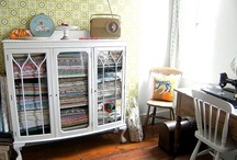 Craft Room / by Joy James
