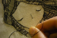 Embroidery Patterns & Inspiration / by Michal Stern