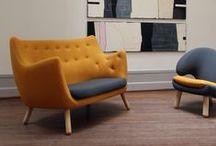 Des canapés indémodables / Canapés / Banquettes pour le coin salon de votre intérieur.