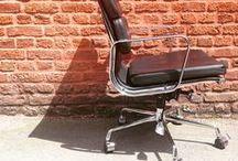 De belles chaises de bureau