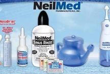 NeilMed Products / NeilMed nasal irrigation products. Sinus Rinse, NasaFlo Neti Pot, NasaMist, NasoGel, Clearcanal, Sinugator, SinuFlo Ready Rinse & NasaDock