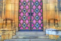 Doors / by Lilly Washburn
