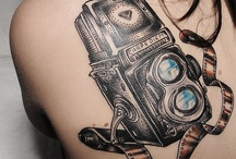 Camera Tattoos / by Provocateur Images