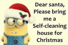 Dear Santa.... / Family can put their wish list.  Please comment on the pin so the rest of us know if it is a specific wish or one like it.