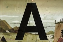 Abecedarium / Abecedarian: One who is just learning; a beginner. / by Periain B
