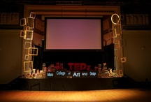 TEDx Kyoto inspiration / Let's explore our visual language for the spacious and graphic design for TEDx Kyoto!