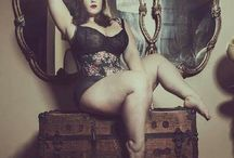 Boudoir - Curvy / A collection of boudoir images featuring real women. Love those curves. Keep rocking them girls!