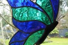 Stained Glass Beauty / by Sylvie Olivier-Luther
