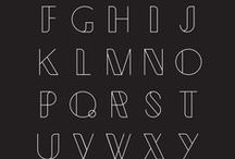 Design: Free Fonts / Gorgeous free fonts are all over the interwebs. Here are my fave. / by MJ | Pars Caeli