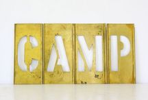 camping / by Josi ..