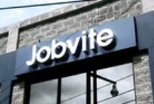 Jobvite Recruits!  We're hiring! / Our team is HONESTLY comprised of ambitious, quick-witted, dedicated and hard-working individuals who want to experience success.  Jobvite is already a known brand; help us take Jobvite to the next level!  Is that what you are looking for? / by Jobvite