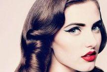 Boudoir - Vintage Hair