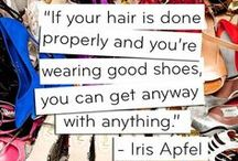 Fashion Quotes! / by Tricia La Rocco
