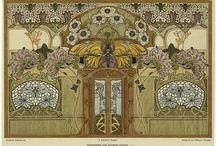 art nouveau / by Josi ..