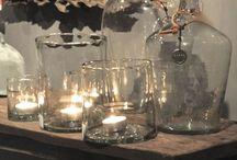 bottles & jars / by Josi ..
