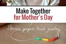 Holidays: Mother's Day / Gifts and DIYs that offer mom and grandma something they'd really enjoy.