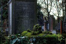 cemetery art / by Josi ..