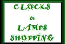 Clocks & Lamps Shopping / Here you will find all kinds of clocks and lamps, nightlights, for any homes decor.  If your product does not have to do with this subject it will be deleted. This is a community board of designers that sell products on POD sites only. If you would like to be added to this board please send me a message. All shoppers welcome be sure to check out all our other community boards as well.
