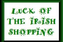 Luck of the Irish Shopping / Here you can find all kinds of Irish themed products. If your product does not have to do with this subject it will be deleted. This is a community board of designers that sell products on POD sites only. If you would like to be added to this board please send me a message. All shoppers welcome be sure to check out all our other community boards as well.