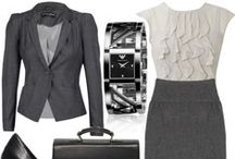 Boardroom Meeting #FreshlyDressed / Outfit ideas for the working woman.
