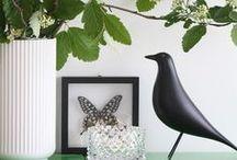 Objets déco // Decorative Items / Quelques idées d'objets de décoration qui viendront embellir votre intérieur  http://www.meublesetdesign.com