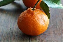 Orange you glad / by MJ | Pars Caeli