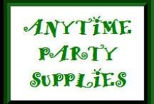Anytime Party Supplies / Here you will find party supplies for any occasion and any season. Plates, napkins, and more.  If your product does not have to do with this subject it will be deleted. This is a community board of designers that sell products on POD sites only. If you would like to be added to this board please send me a message. All shoppers welcome be sure to check out all our other community boards as well.