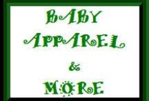 Baby Apparel and Accessories Shopping / All kinds of adorable Infant and Toddler Apparel and Accessories. Great gift idea's for baby showers, new mothers and more.  If your product does not have to do with this subject it will be deleted. This is a community board of designers that sells products on POD sites only. If you would like to be added to this board please send me a message. All shoppers welcome be sure to check out all our other community boards as well.