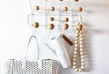 Hang It All - Eames / Porte-manteau