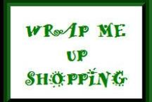 Wrap Me Up Shopping / Here you will find Gift wrapping, ribbon, gift boxes and more, for any occasion and any season.  If your product does not have to do with this subject it will be deleted. This is a community board of designers that sell products on POD sites only. If you would like to be added to this board please send me a message. All shoppers welcome be sure to check out all our other community boards as well.