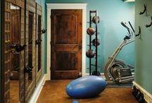 fitness chez moi | home gym