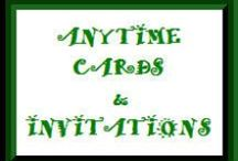 Anytime Cards and Invitations / Here you will find greeting cards, invitations, stamps, envelopes, stationary, postcards, note cards, for any occasion and any season.  If your product does not have to do with this subject it will be deleted. This is a community board of designers that sell products on POD sites only. If you would like to be added to this board please send me a message. All shoppers welcome be sure to check out all our other community boards as well.