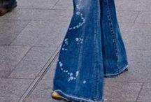 #DenimFlashback - Flares / Get your flare on.