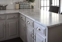 Kitchen design / by Joy James