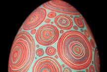 Pysanky Eggs / by Joy James