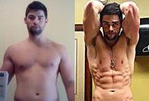Men After before