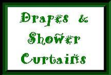 Curtains And Drapes Shopping / Here you will find all kinds of really wonderful curtains and drapes, and shower curtains, from different designers. Perfect and inexpensive way to add some color to any room. Designers if your product does not have to do with this subject it will be deleted. This is a community board of designers that sell products on POD sites only. If you would like to be added to this board please send me a message. All shoppers welcome be sure to check out all our other community boards as well.