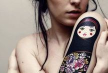 Such lovely tattoos / by Deeana H