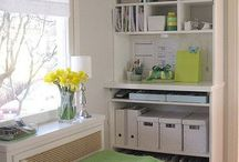 "Home Organization / Things to make you and your spaces ""smile."""