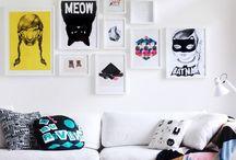 Home Decor / by Madison Stewart