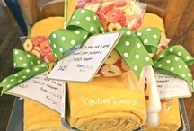 Gift/Party/Shower Ideas / by Sherry Paetznick